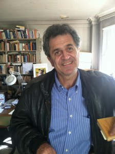 David Cohen, author of Your Drug May Be Your Problem and numerous other books drove up from LA.